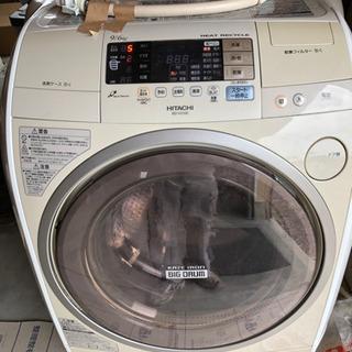 ドラム式洗濯機 HITACHI BD-V2100L(C)  20...