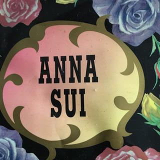 ANNA SUI ショッパー 空き箱❷