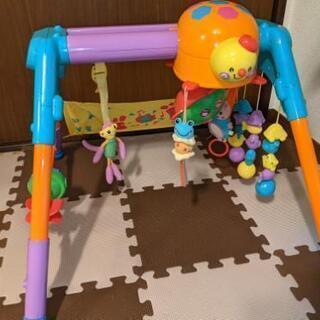 乳幼児用おもちゃ UCHINO AKACHAN SEKAI-ICHI