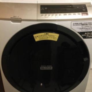 【ネット決済】中古 洗濯乾燥機  HITACHI BD-SV110EL