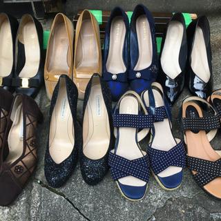 靴8足 24〜24.5センチ 値下げ
