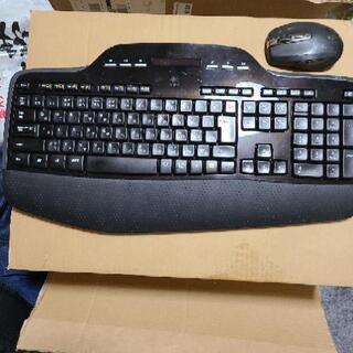 無線キーボードアンドマウス
