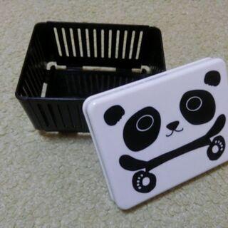 パンダ/サンドイッチボックス
