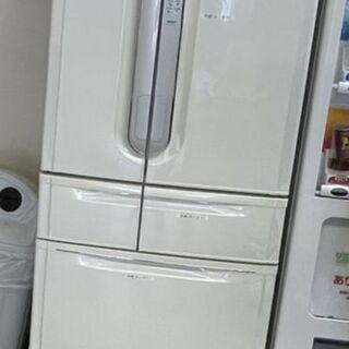 即決 冷蔵庫 420L ファミリー用 自動製氷機能 中古 …