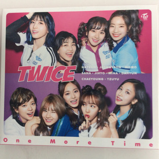 TWICE One More Time(初回限定盤B)」