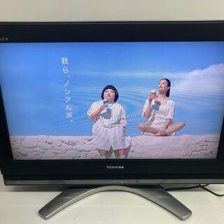 ◆東芝 26インチ 液晶テレビ 26C3500 2007年製