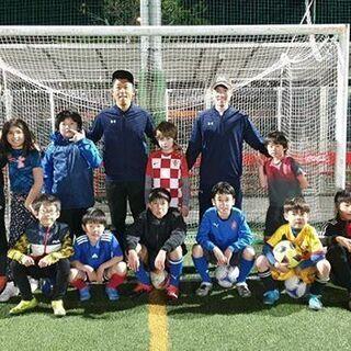 英語で教えるサッカースクール English Football ...