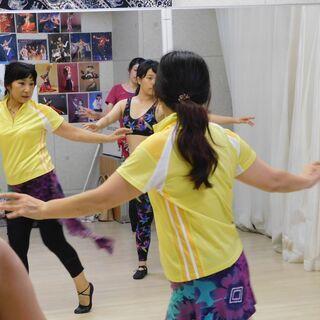 池袋駅近いスタジオでエキゾチックでエレガントなベリーダンスで新し...
