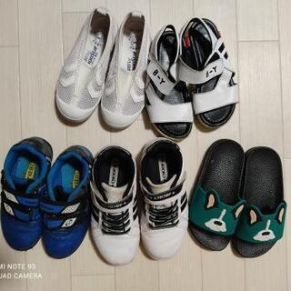 17〜18センチ子供靴