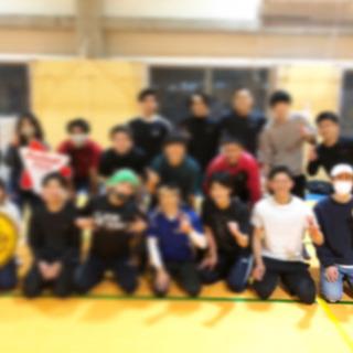 楽しくバレーボール!!!🏐