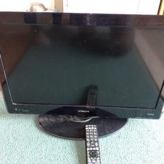 日立液晶テレビWoo32型