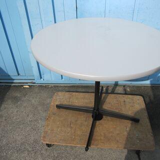 丸テーブル ニューグレー φ900