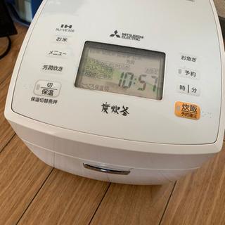 炊飯器と小型テレビ - 家電