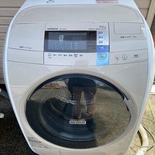日立 ドラム式 2014年式 洗濯乾燥機 BD-V3600L