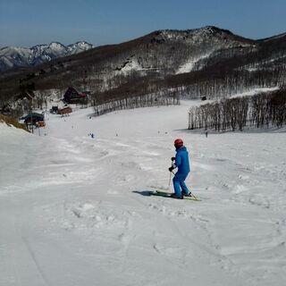 直近では4/1(木)予定 春スキー 山形蔵王 ご一緒出来る方 滑...
