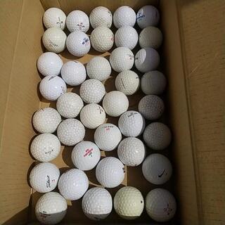 中古 ゴルフボール いっぱい