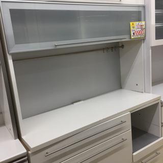 3/29 【訳あり激安‼️】MK 前田 2面レンジボード 食器棚...
