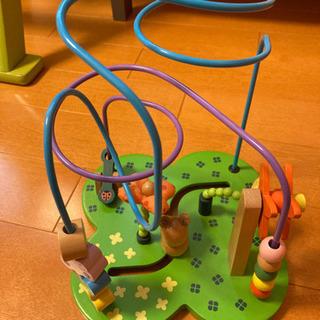 【値下げ】おさんぽくまさん 幼児用おもちゃ