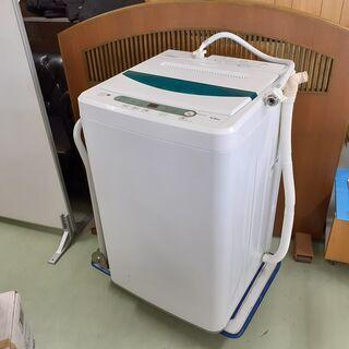 洗濯機 4.5㎏ ヤマダ電機 2015年製  YWM-T45A1