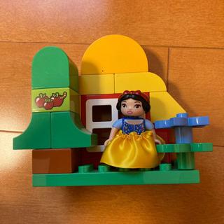 【値下げ】LEGO  ディズニー プリンセス アリエル シンデレ...