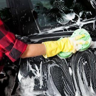 洗車イベント告知