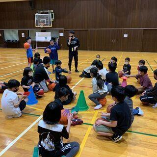 園田体育館ダイアモンドバスケットボール教室