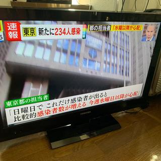 東芝 32V型 液晶 テレビ 32AE1 ハイビジョン 2012...
