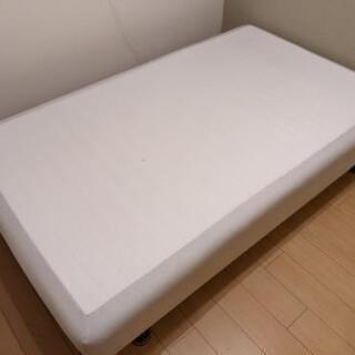 ベッド セミダブル【IKEA】