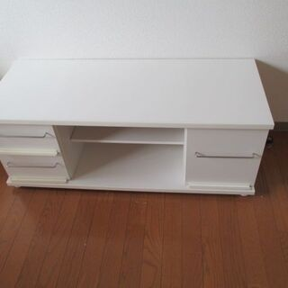 木製 テレビ台 ヨコ111 高さ42.5 奥45