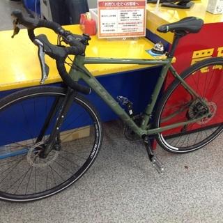 自転車 FUJI 20変速 ロードバイク【9650119】