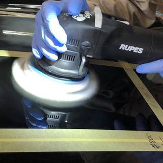 5年施工証明発行!強靭被膜ガラスコーティング!