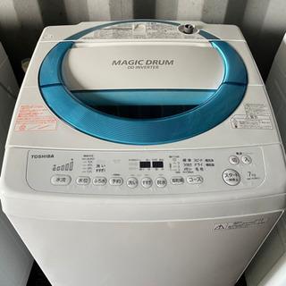 No.764 TOSHIBA 7kg洗濯機 2015年製 …