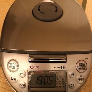 炊飯器 TIGER  IH 炊飯ジャー JKH-G型