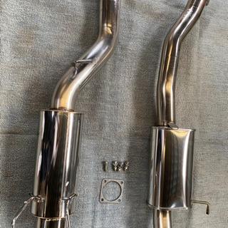 GTR32 BNR32 HKS車検対応マフラー