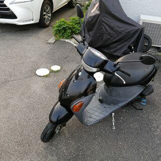 【掲載終了】 動画あり スズキ suzuki 原付 スクーター 50cc 中古品 よく走ります! レッツ4 FI 4スト 代理出品の画像