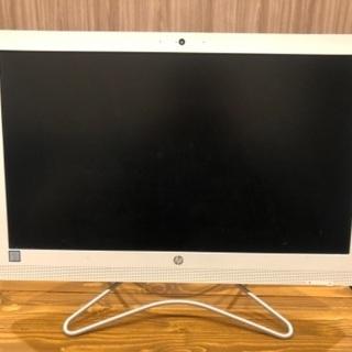 【美品】デスクトップPC-HP All-in-One PC Wi...