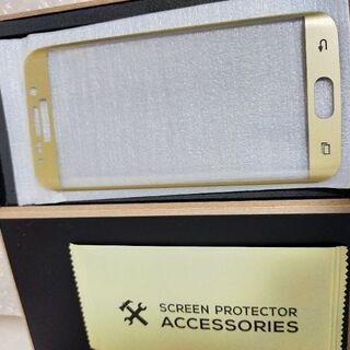 Galaxy S6 edge 強化ガラスフィルム