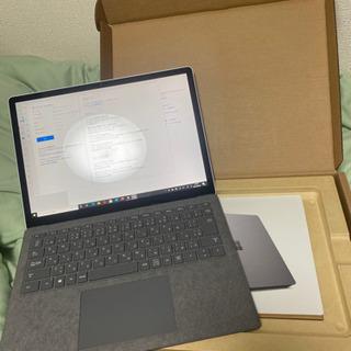 【ネット決済】surface laptop 3 model186...