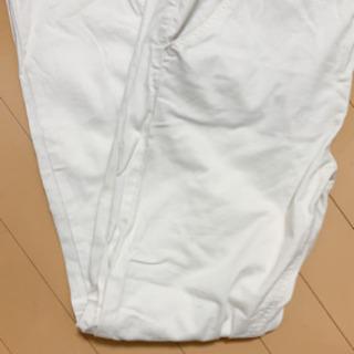 EDWIN ホワイト パンツ