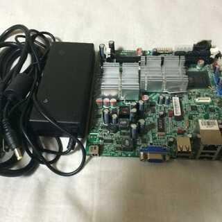【ネット決済・配送可】CPUオンボード ITXマザーボード AC...