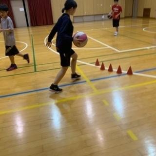 小6〜中学 バスケスキルアップ講習会