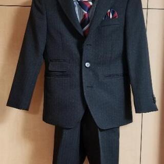 120 男の子 スーツ