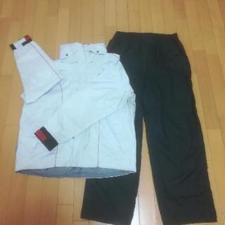 シマノ NEXUS   レインスーツ LLサイズの画像