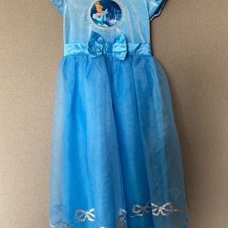 美品 ディズニープリンセスドレス サイズ140相当