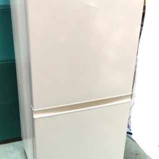 <良品>AQUA・アクア ・2ドア冷凍冷蔵庫  AQR-1…