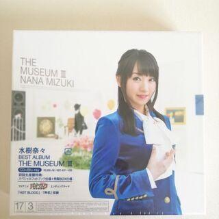 【新品未開封】水樹奈々さん CD+Blu-ray版