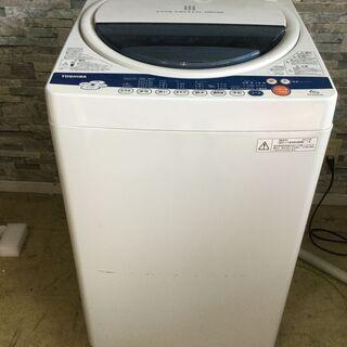 東芝 AW-60GK 全自動洗濯機 6.0kg 2012年製 ...