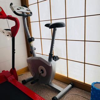 【ネット決済】【激安999円】アルインコフィットネスエアロバイク