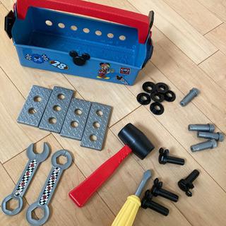 ミッキーマウス ロードレーサー 工具