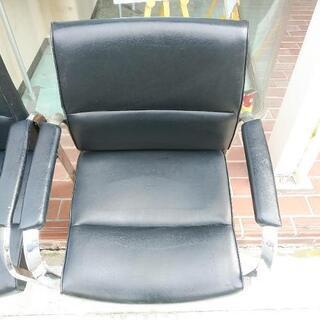 会議用椅子1脚300円 - 家具